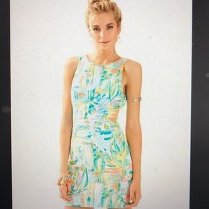 Lilly Pulitzer Courtney Shift Dress